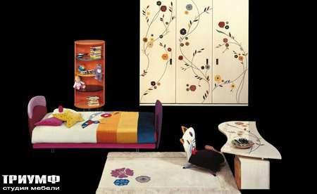 Итальянская мебель Il Loft - детская aurora baby armadio