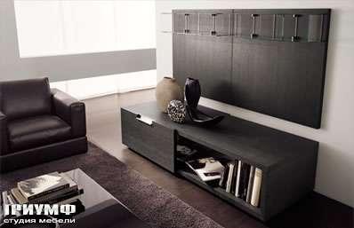 Итальянская мебель Longhi - стенка 500 status con