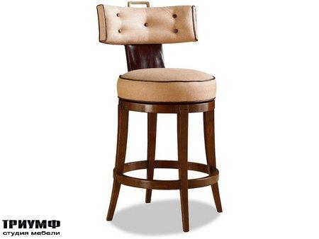 Американская мебель Chaddock - Queensdale Swivel Barstool