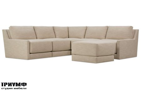 Американская мебель Rowe - Lyall Sectional