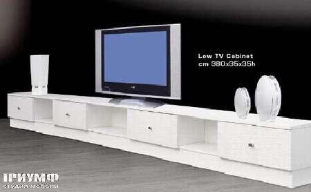 Итальянская мебель Formitalia - Комод под ТВ с ящиками