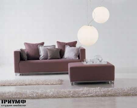 Итальянская мебель Orizzonti - пуф Samoa