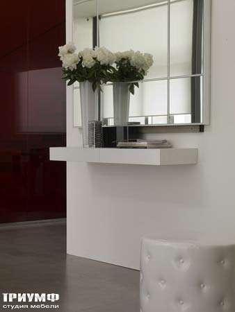 Итальянская мебель Porada - Консоль tesia