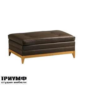 Итальянская мебель Morelato - Пуф на ножках кол. 900
