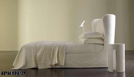 Итальянская мебель Meridiani - кровать  loren ghost