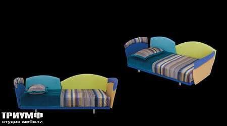 Итальянская мебель Il Loft - диван aurora baby letto