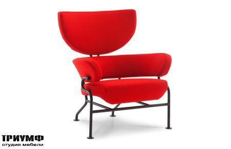 Итальянская мебель Cassina - tre pezzi