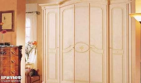 Итальянская мебель Ferretti e Ferretti - Шкаф с росписью, michelangello