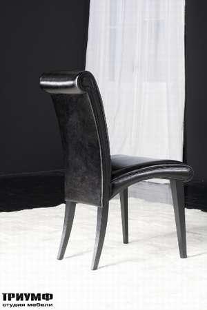 Итальянская мебель Noir Cattelan Italia - Стул Celine