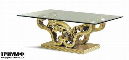Итальянская мебель Chelini - стол арт FTBY 1142
