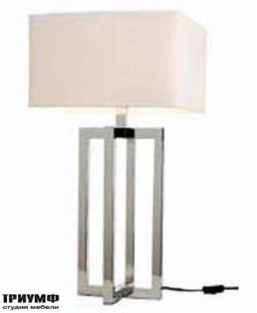 Итальянская мебель Mobilidea - Настольная лампа арт.5804