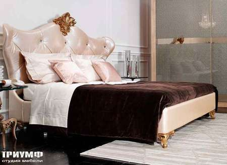 Итальянская мебель Grande Arredo - Кровать Damasque