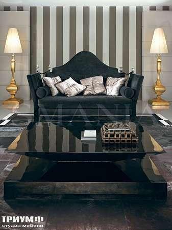 Итальянская мебель Smania - Диван Superior с высокой спинкой