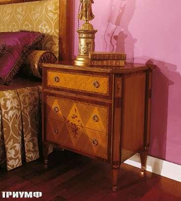 Итальянская мебель Colombo Mobili - Комод арт.215 кол. Donizetti