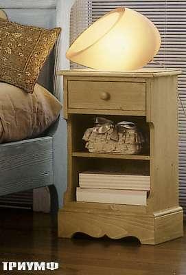 Итальянская мебель De Baggis - Прикроватная тумба С0562