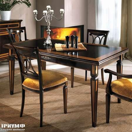 Итальянская мебель Seven Sedie - Стол Archetto