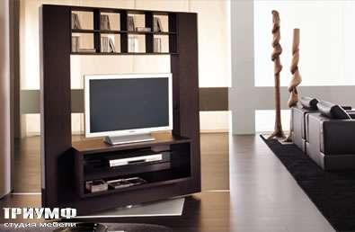 Итальянская мебель Longhi - стенка под TV broadway