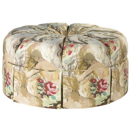 Американская мебель French Heritage - Elisa Ottoman