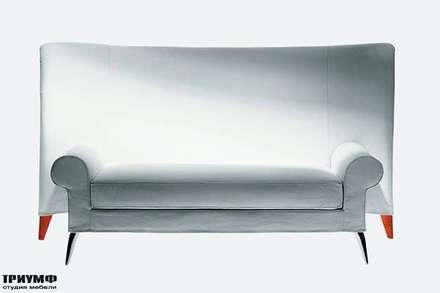 Итальянская мебель Driade - Софа с высокой спинкой