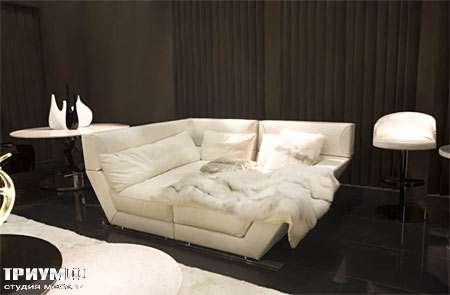 Итальянская мебель Fendi Casa - Софа Orient Express