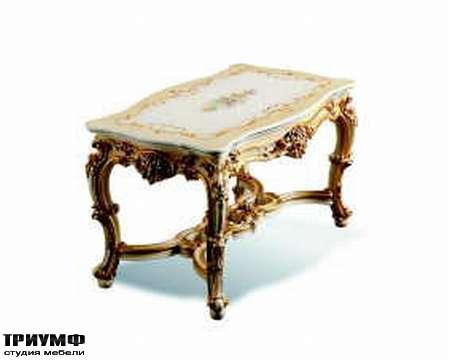 Итальянская мебель Silik - Кофейный стол Omero