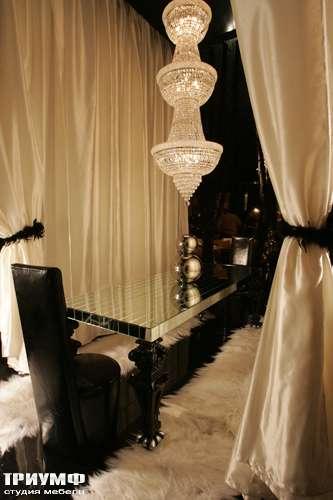 Итальянская мебель Cornelio Cappellini - Стол прямоугольный, лак