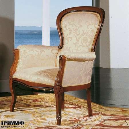 Итальянская мебель Seven Sedie - Кресло Filippo