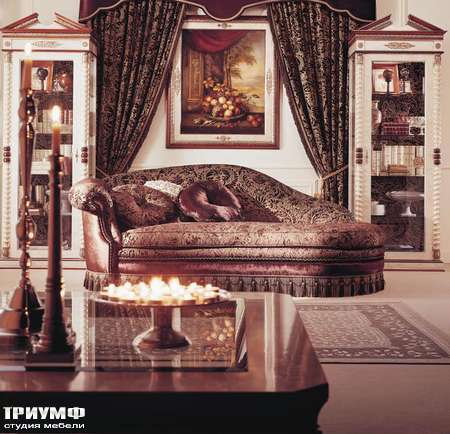 Итальянская мебель Jumbo Collection - Диван MEL-06
