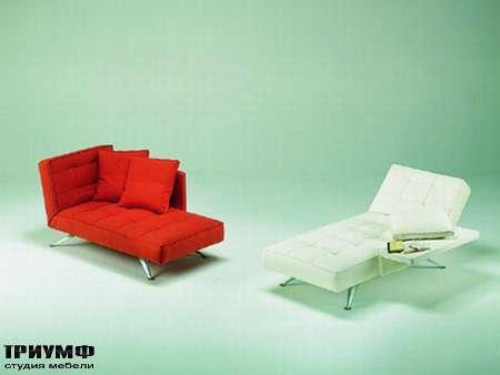 Итальянская мебель Futura - Диван трансформер Megan