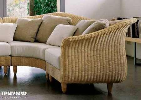 Итальянская мебель Varaschin - Диван Vimio II