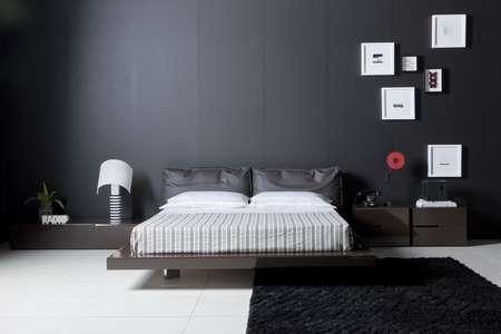 Итальянская мебель Pianca - Кровать Sacco двухспальная