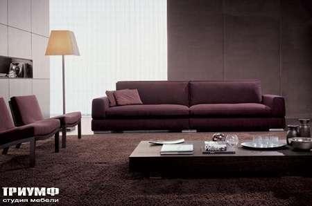Итальянская мебель CTS Salotti - Диван трехместный модерн, Glamour