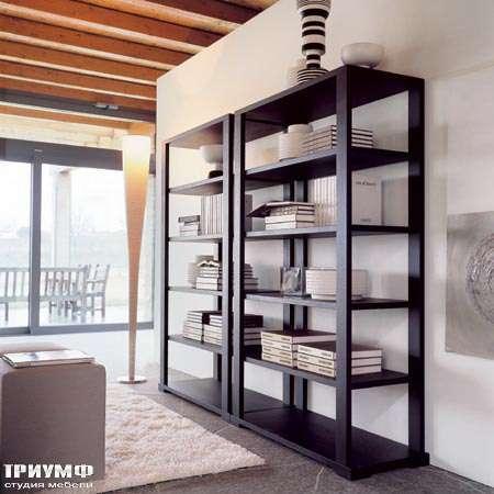 Итальянская мебель Porada - Библиотека Bryant