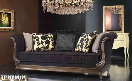 Итальянская мебель Goldconfort - диван rich