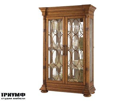 Американская мебель Lexington - Mariana Display Cabinet