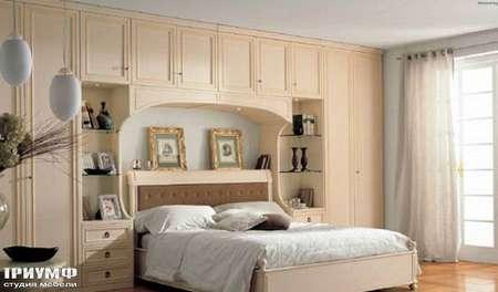 Итальянская мебель Ferretti e Ferretti - Спальня арочная, Morfeo