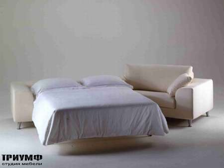 Итальянская мебель Futura - Диван кровать модерн, Metropolis