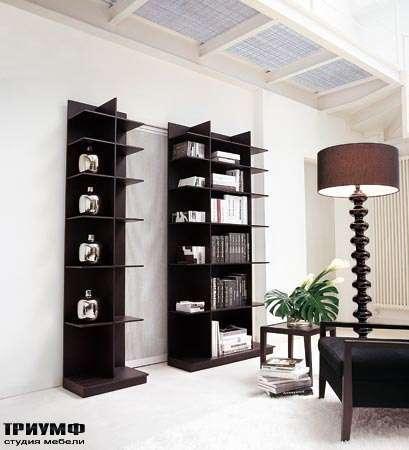 Итальянская мебель Porada - Библиотека Tower