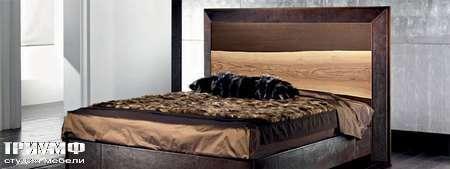 Итальянская мебель Sellaro  - Кровать Tronco