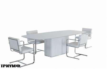 Итальянская мебель Rivolta - Стол  Carlottina