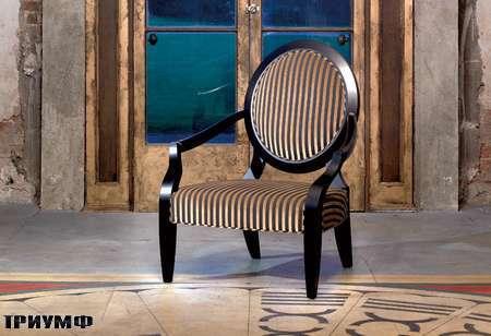 Английская мебель Duresta - кресло nero-black