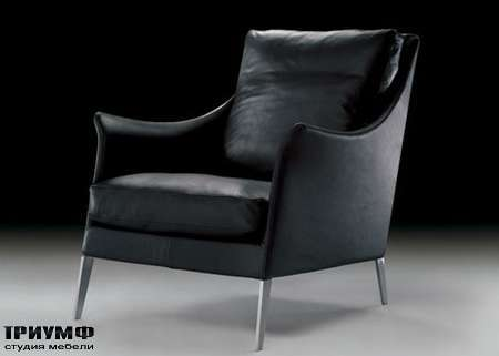 Итальянская мебель Flexform - armchairs pouf boss