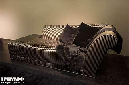Итальянская мебель Fendi Casa - Шезлонг Villa Pamphili