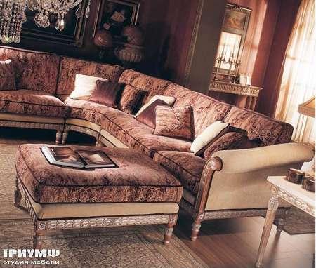 Итальянская мебель Jumbo Collection - Угловой диван RAA