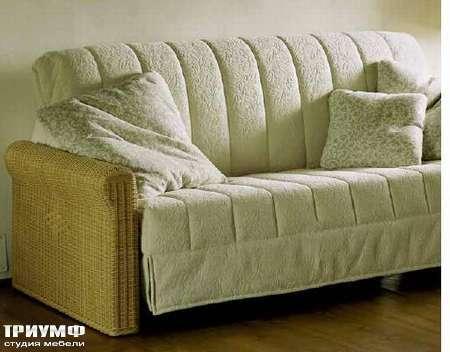 Итальянская мебель Varaschin - Диван раскладной Easy