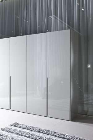 Итальянская мебель Pianca - Шкаф из коллекция Милан 2009