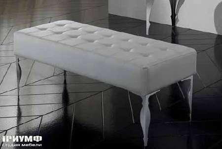 Итальянская мебель DV Home Collection - Банкетка Sander