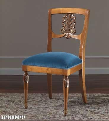 Итальянская мебель Colombo Mobili - Стул арт. 337.S кол. Monteverdi
