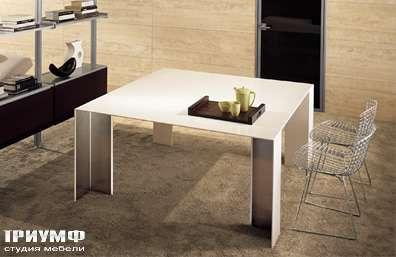 Итальянская мебель Longhi - стол lamiera