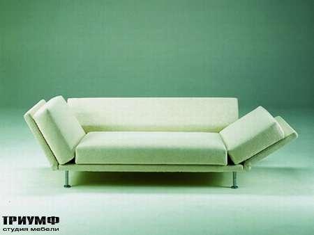 Итальянская мебель Futura - Диван с раскладной спинкой, Metropolis